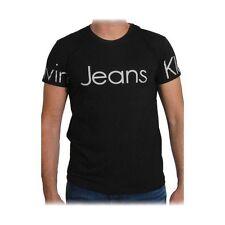 T Shirt Calvin klein homme manche courte CMP250 noir S M L XL