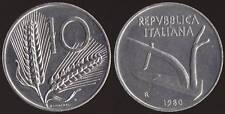 10 LIRE 1980 FDC FIOR DI CONIO