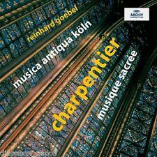 Marc-Antoine Charpantier: Musique Sacrée / Reinhard Goebel - CD