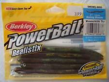 Berkley Powerbait Sinking Minnow 13cm Glittermelon 5 Stück Kunstköder
