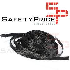 """Funda para cable malla proteccion 8mm tipo """"piel de serpiente"""" PET Modelismo RC"""