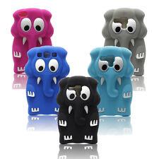 Silikon Schutzhülle Tasche Elephant 3D Samsung Galaxy Trend S7580 / S7562 / 7560