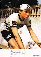 Carte Peugeot 1972 de Guy Maingon Garçon mon ami, j'ai choisi Peugeot fais comme