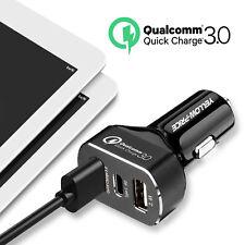 8.4A 3 USB Smart Port Charger For LG G6 G5 V10 V20, HTC,Nexus 5 X 6P,Pixel iPad