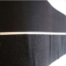 100mm // gancho y/o semitransparente-autoadhesivo cinta de velcro - 1m -