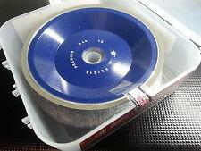 Diamant Schleifscheibe / Diamond grinding wheel PREMIUM 12V9-45° CNC-Qualität!