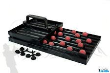 Long John Boilieroller 14-24mm Carp Rolling Table Boilie Roller Karpfen Pop Up