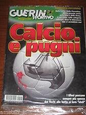 GUERIN SPORTIVO 2002/13=BLISTERATO=CALCIO E PUGNI=ALVARO RECOBA INTER=