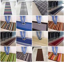 Modern Washable Non Slip Kitchen Runner Rug Long Narrow Geometric Rugs For Hall