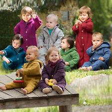 ENGEL Baby Wollfleece Overall Schurwolle kbT Fleece Wolloverall öko bio