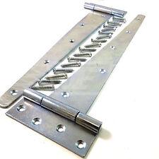 """300mm (12"""") TEE HINGES SHED DOOR GATE HINGE ZINC T GARDEN STABLE DOORS"""