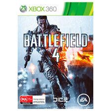 Battlefield 4 Microsoft Xbox 360 BRAND NEW SEALED SAME DAY POSTAGE