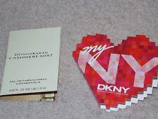 Donna Karan DKNY MY NY Eau De Parfum EDP Spray Women Sample Vial .05 oz New