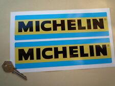 MICHELIN 70's 80's STYLE RACING & Rally Auto adesivi Bici Pneumatici Gomme sponsor