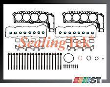 99-03 Dodge Jeep 4.7L V8 Engine Head Gasket Set w/ Bolts kit cylinder part 287ci