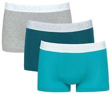 Sloggi Go Hipster 3 Pack men's underwear boxer brief male cotton short multi