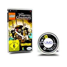 PSP Spiel LEGO PIRATES OF THE CARIBBEAN DAS VIDEOSPIEL mit OVP ohne Anleitung #A