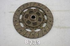 B739 - Rebuilt Old Stock Clutch Disc, Old Servex, See Desc