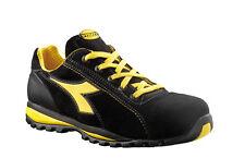 Chaussures de sécurité DIADORA GLOVE S1P SRA noir jaune basket de sécurité