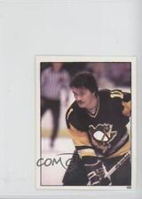 1982-83 Topps Album Stickers 150 George Ferguson Pittsburgh Penguins Hockey Card