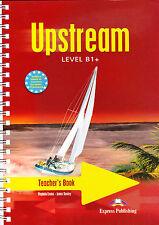 Express Publishing UPSTREAM LEVEL B1+ Teacher's Book | Virginia Evans @NEW@