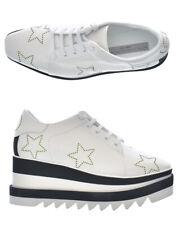 aa669d58d576 Scarpe Sneaker Stella McCartney Shoes LAMBETH Donna Bianco 501742W1EB4 9080
