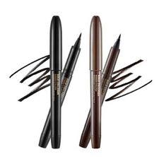 [The Face Shop] Gold Collagen Marker Eyeliner 1ml