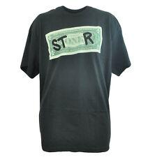 Novelty Stoner One Dollar Bill Tshirt High Humor Tee Shirt Funny Money Mens