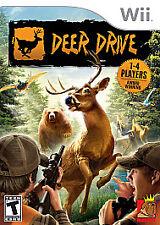 Deer Drive (Nintendo Wii, 2009) DISK ONLY