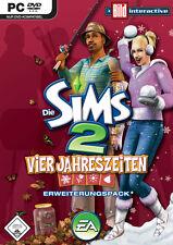 Die Sims 2: Vier Jahreszeiten PC DVD