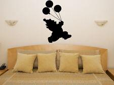 PAGLIACCIO PALLONCINI Vivaio / Bambini Stanza Camera Da Letto Decalcomania Muro ARTE Adesivo FOTO