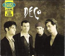 """DECO - RARO CD OMONIMO FUORI CATALOGO """" DECO """""""