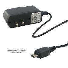 Replacement MINI USB Wall Charger for Motorola Tundra VA76r V365 V3A