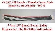 6S ThunderPower / Thunder Power Male - JST-XH Female Lipo Adapter Plug - 20CM