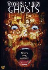 THIRTEEN GHOSTS (NEW DVD)