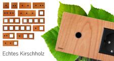 LIVOLO TOUCH LICHTSCHALTER FUNKSCHALTER STECKDOSEN WECHSELSCHALTER HOLZ 8421