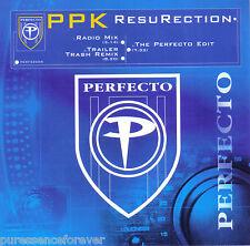 PPK - ResuRection (UK 3 Track CD Single)