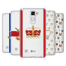 Oficial emoji Royal Gel Suave Estuche Para LG Teléfonos 3