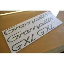 AVONDALE Grampian GX/GXL Caravan Stickers Decals Graphics - SET OF