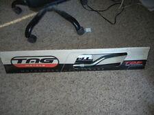 New Tag T2 KX Bend Handlebars Handle Bars 1002