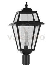 Lanterna lampada da esterno Illuminazione giardino per palo d.60 Valastro