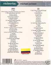 16 HITS DVD MICHAEL JACKSON rare 18 SONGS IN CD Bad Ben