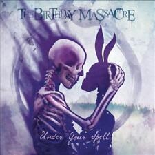 THE BIRTHDAY MASSACRE - UNDER YOUR SPELL [BLISTER] * NEW CD