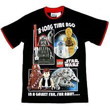 LEGO Star Wars Short Sleeve T Shirt Boy Size XL18