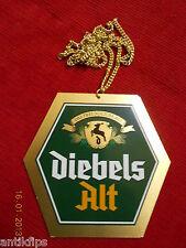 Diebels Alt Zapfhahnschild P336