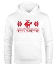 Ugly Christmas Sweater Hoodie Herren  Kapuzen-Pullover Moonworks®
