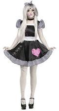 Ladies Adult Broken Doll Dress