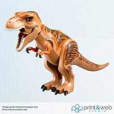 T REX Dinosaur - Jurassic Age Vinyl Decal Wall Sticker Kids Bedroom Decor