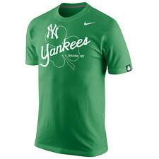 New York Yankees Nike St. Patrick's Day Tri-Blend T-Shirt Medium Large XL 2XL
