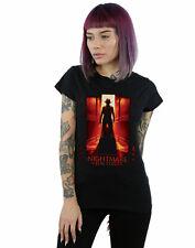 A Nightmare On Elm Street Women's He Knows Where You Sleep T-Shirt